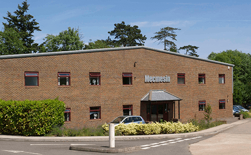 Newton House, Head Office of Mecmesin Ltd